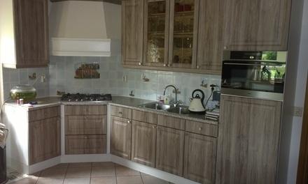 Achterwand Opknappen Keuken : Hoe kan ik mijn keuken opknappen met klein budget klik hier