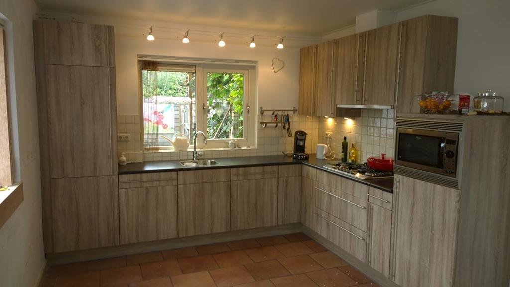 Keukenrenovatie in meppel keukenservice wilco klunder